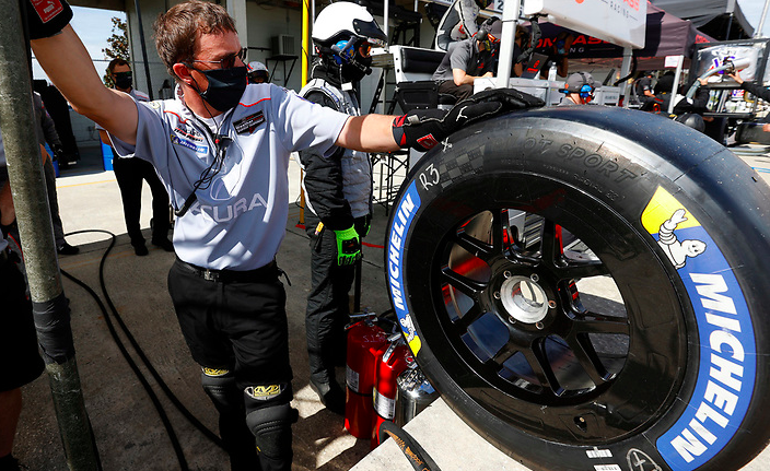Michelin Post Race Tech: Laguna Seca 2020