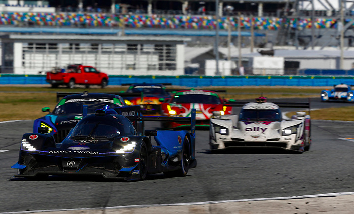 Rolex 24h at Daytona 2021: Hour 24