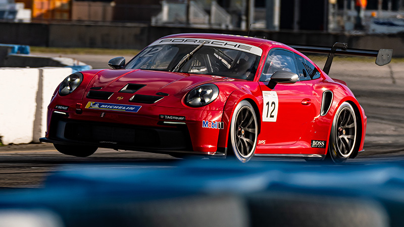 Introducing: Porsche Carrera Cup North America