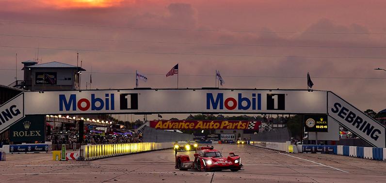 WeatherTech Sportscar Championship 2020: Sebring practice 1