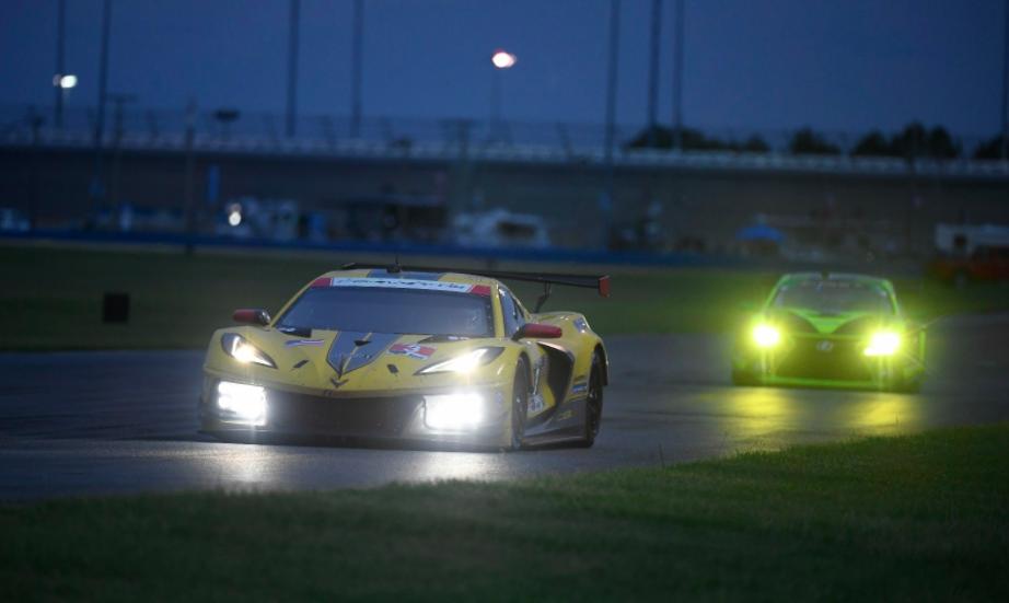 Michelin Post Race Tech: Daytona 240