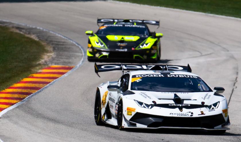 Lamborghini Super Trofeo 2020: Round 1, Elkhart Lake