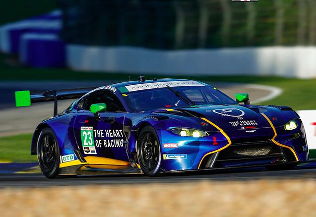 WeatherTech Sportscar Championship 2020: TireRack.com Grand Prix hour 1
