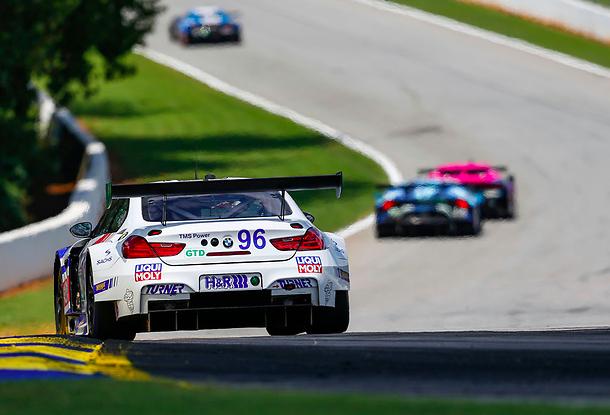 WeatherTech Sportscar Championship 2020: TireRack.com Grand Prix hour 3