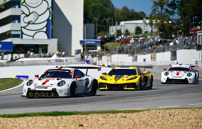 WeatherTech Sportscar Championship 2020: Petit Le Mans hour 2
