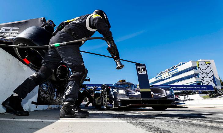 WeatherTech Sportscar Championship 2020: Petit Le Mans hour 8