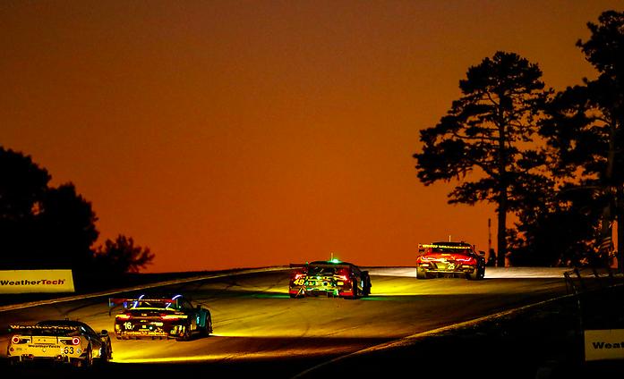 WeatherTech Sportscar Championship 2020: Petit Le Mans hour 9