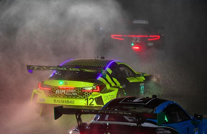 WeatherTech Sportscar Championship 2020: Charlotte race