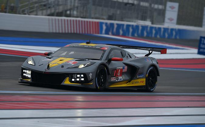 WeatherTech Sportscar Championship 2020: Charlotte qualifying