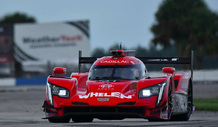 WeatherTech Sportscar Championship 2020: Sebring 12h night practice