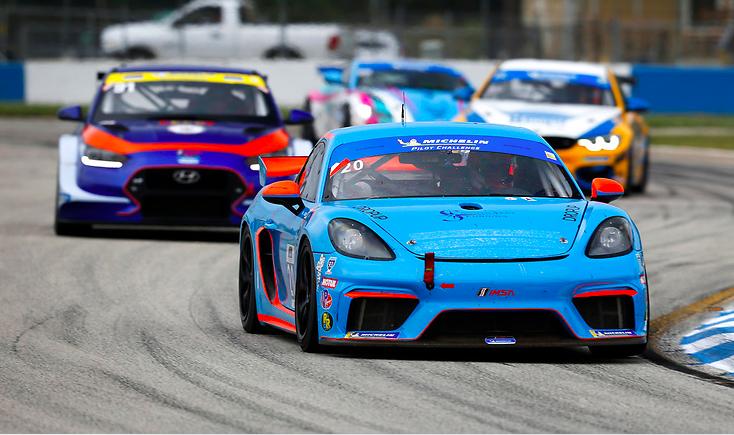 Michelin Pilot Challenge 2020: Sebring race
