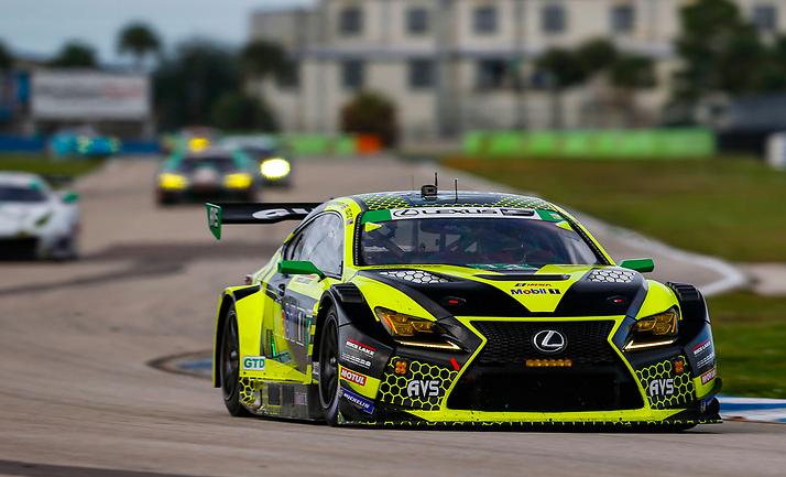 WeatherTech Sportscar Championship 2020: Sebring qualifying