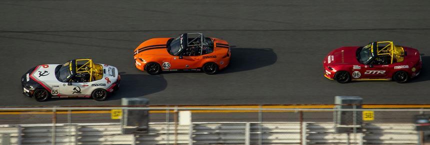 Mazda MX-5 Cup 2021: St Petersburg race 1