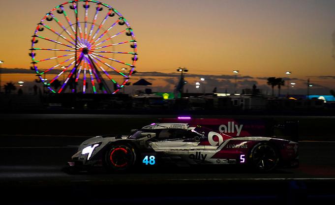 Rolex 24h at Daytona 2021: Hour 15