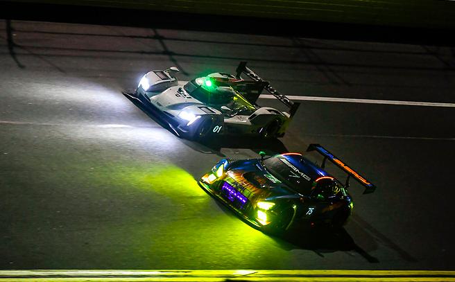 Rolex 24h at Daytona 2021: Hour 9