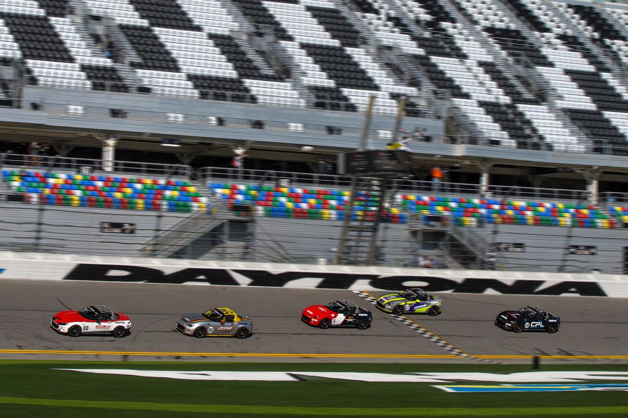 Idemitsu Mazda MX-5 Cup presented by BF Goodrich 2021: Daytona race 2