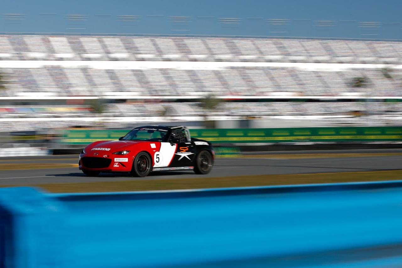 Mazda MX-5 Cup 2021: Sebring race 1