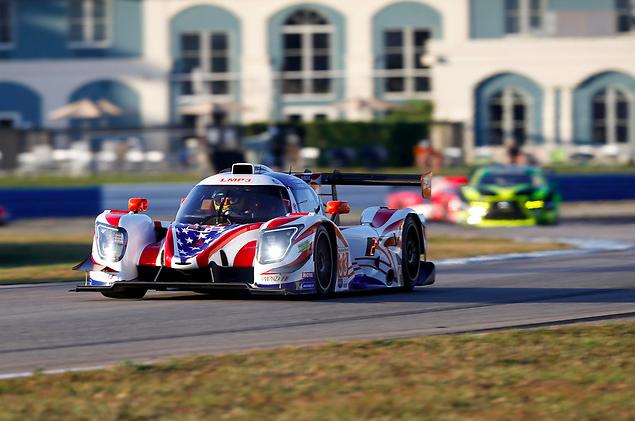 WeatherTech Sportscar Championship 2021: Sebring hour 4