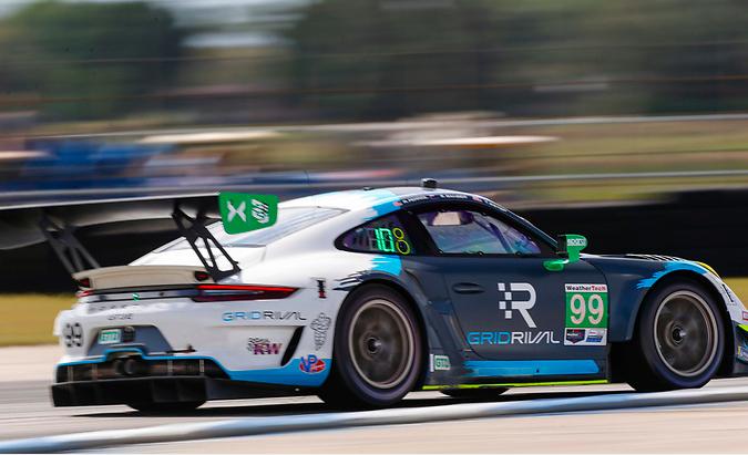 WeatherTech Sportscar Championship 2021: Sebring hour 5