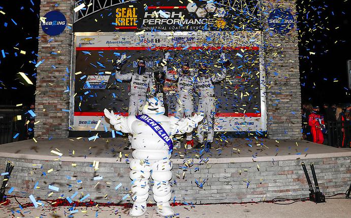 Michelin Post Race Tech: Sebring 2021