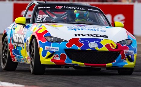 Mazda MX-5 Cup 2021: St Petersburg race 2
