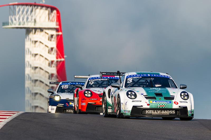 Porsche Carrera Cup North America 2021: Round 4 – Circuit of the Americas
