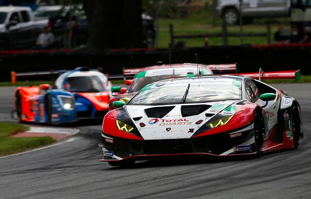 WeatherTech Sportscar Championship 2021: Mid Ohio race