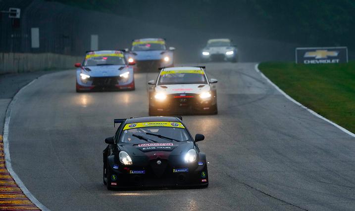 Michelin Pilot Challenge 2021: Road America