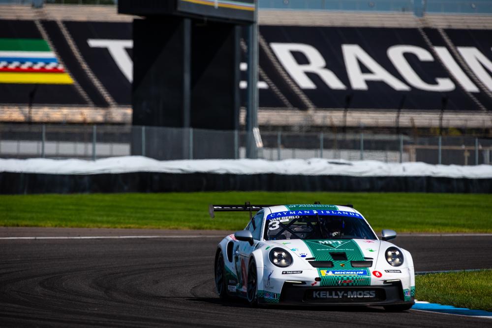 Porsche Carrera Cup North America 2021: VIR race 1