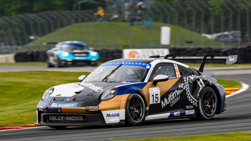 Porsche Carrera Cup North America 2021: VIR race 2
