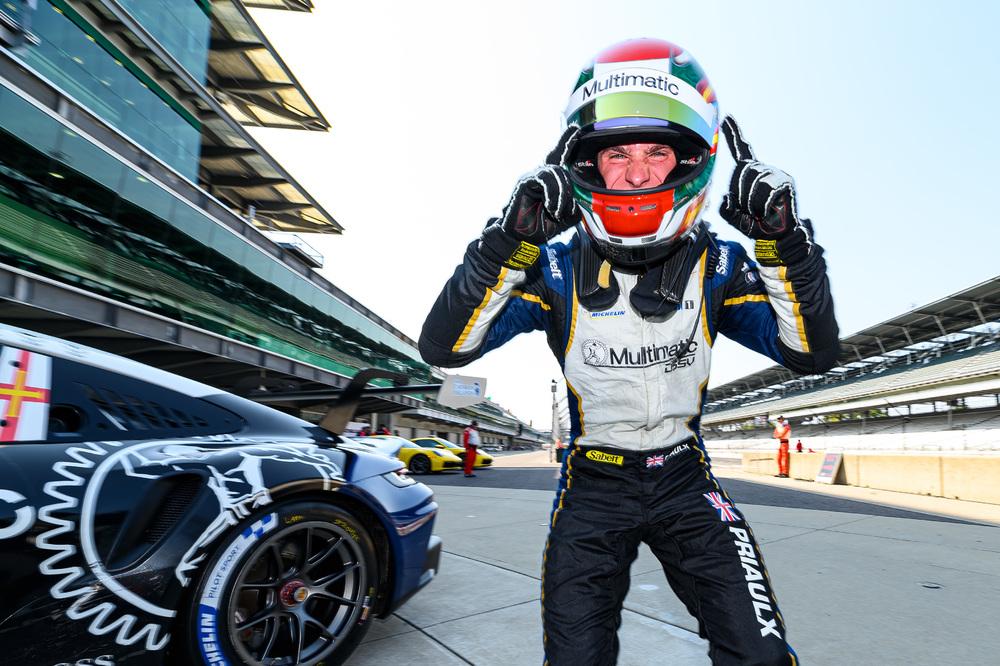 Porsche Carrera Cup North America 2021: Indianapolis race 1
