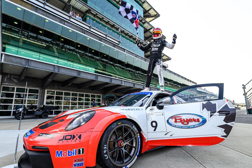 Porsche Carrera Cup North America 2021: Indianapolis race 2