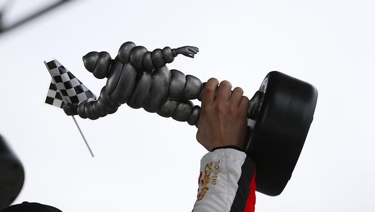 Michelin Post Race Tech: VIR 2021
